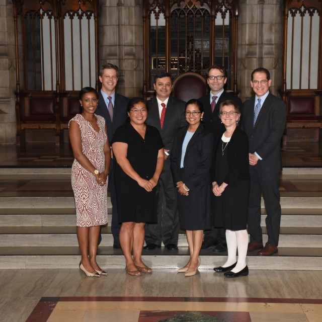 Pritzker's Clinical Faculty Career Advisors