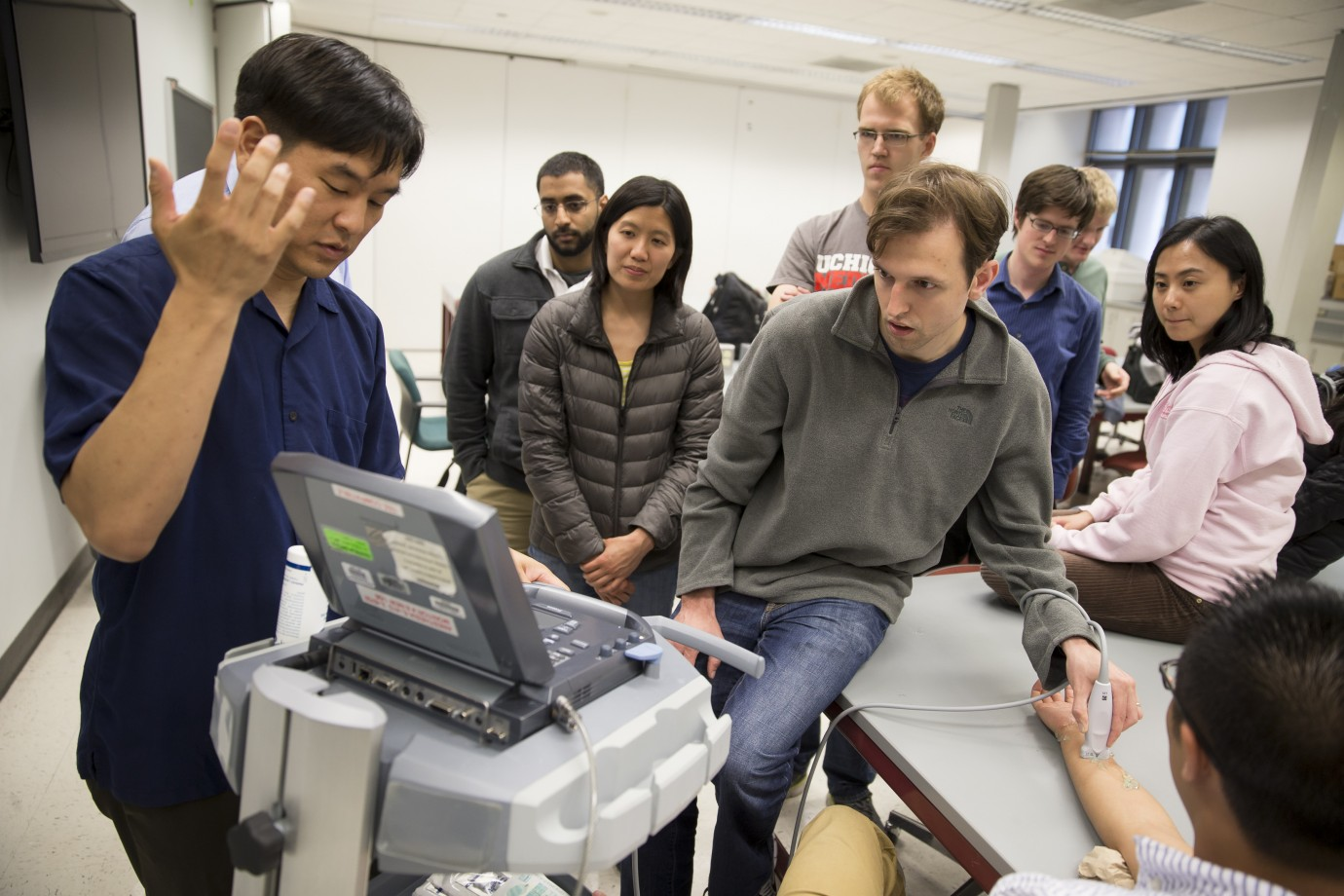 First Year Electives | Pritzker School of Medicine | The