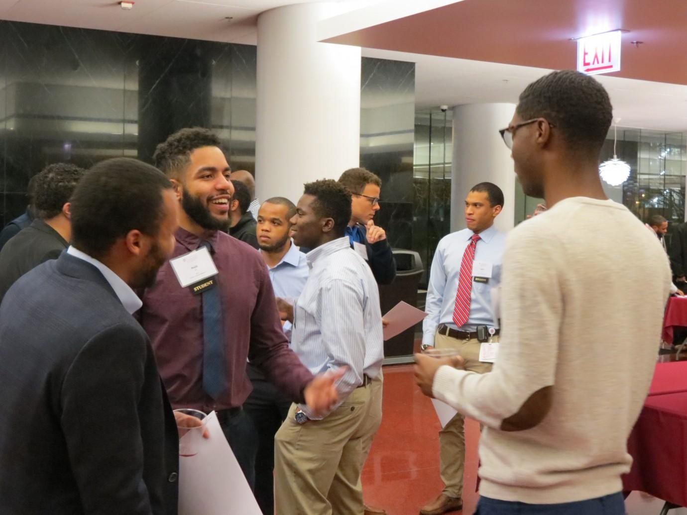 The Black Men in Medicine Forum   Pritzker School of Medicine   The