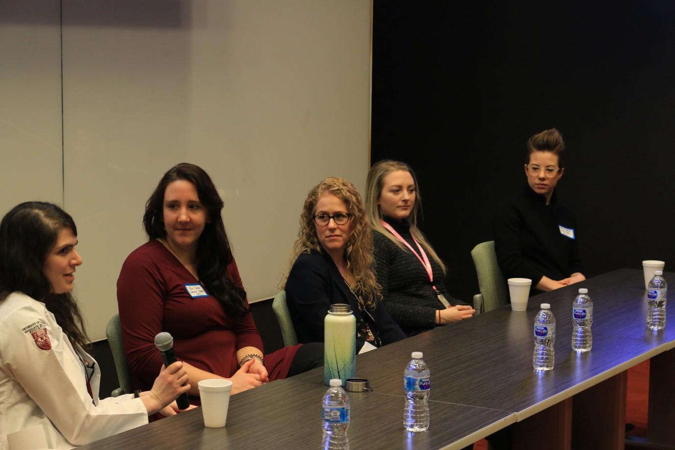 Women at Work: Underrepresentation in Interventional