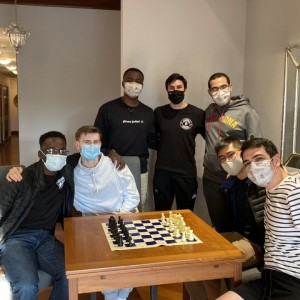 Photo of Pritzker student chess teams
